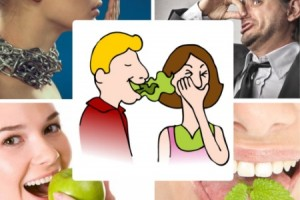 Неприятный запах изо рта - как бороться?